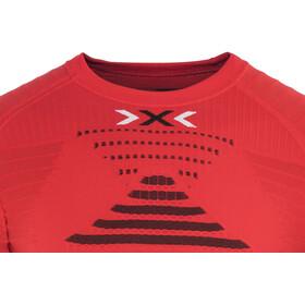 X-Bionic M's Effektor Power Running Shirt SS Flash Red/Black